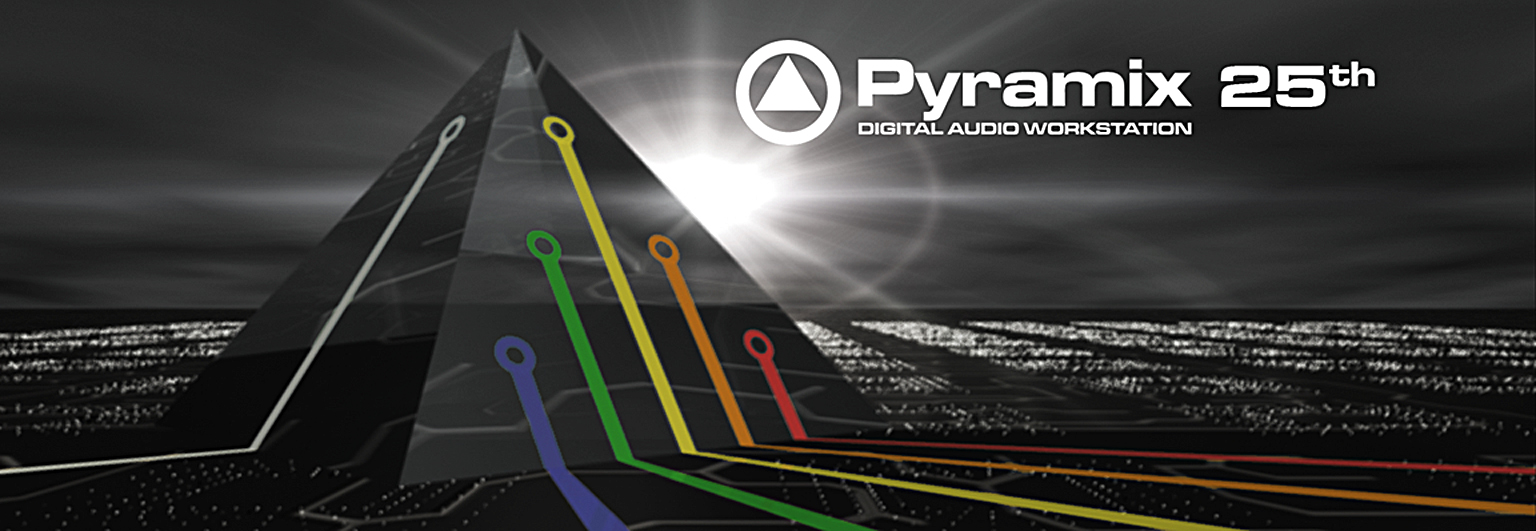 Merging Technologies Celebrates 30 Years of Excellence with 25th Anniversary Pyramix Edition