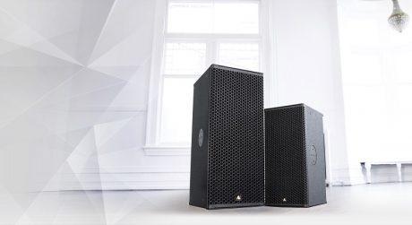 Adamson's IS10p & IS7p point-source IS-Series loudspeakers