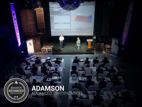 Adamson Advanced Certification Training