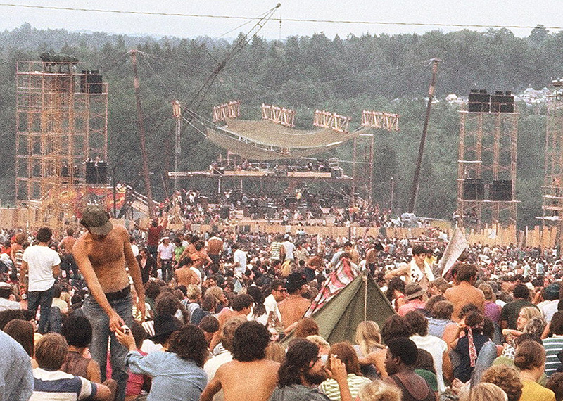 Woodstock 50 Years After Foh Front Of House Magazine