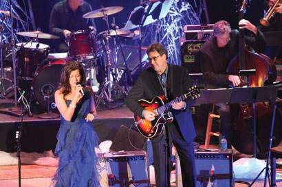 Vince Gill & Amy Grant: Twelve Days of Christmas Tour « FOH | Front of House Magazine
