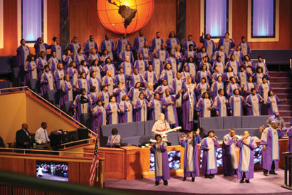 World Changers Church Changes to DiGiCo Consoles « FOH