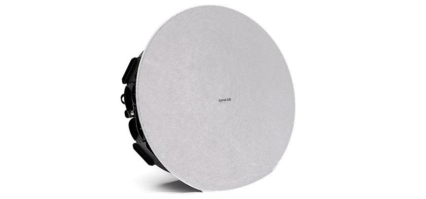 Shure MXN5-C Networked Speaker