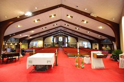 Gulfport Ms Church Gets Upgrade From San Antonio Sound Light