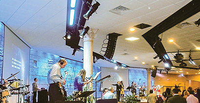 Beth Israel Worship Center in NJ Installs QSC System « FOH