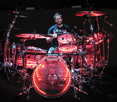 Luke Bryan Tours with Kelly SHU System for Kick Drum Audio