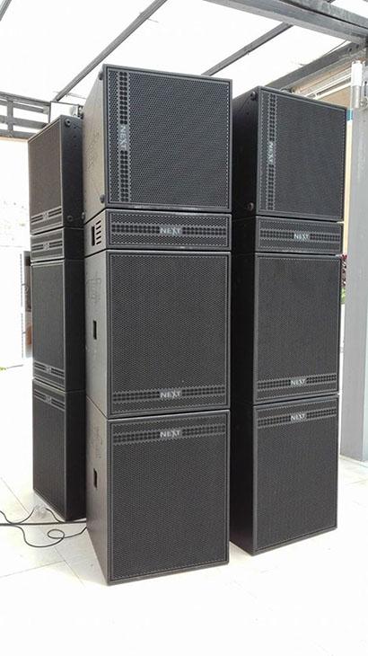 Patio Luanda In Angola Installs NEXT Proaudio Sound System U201c