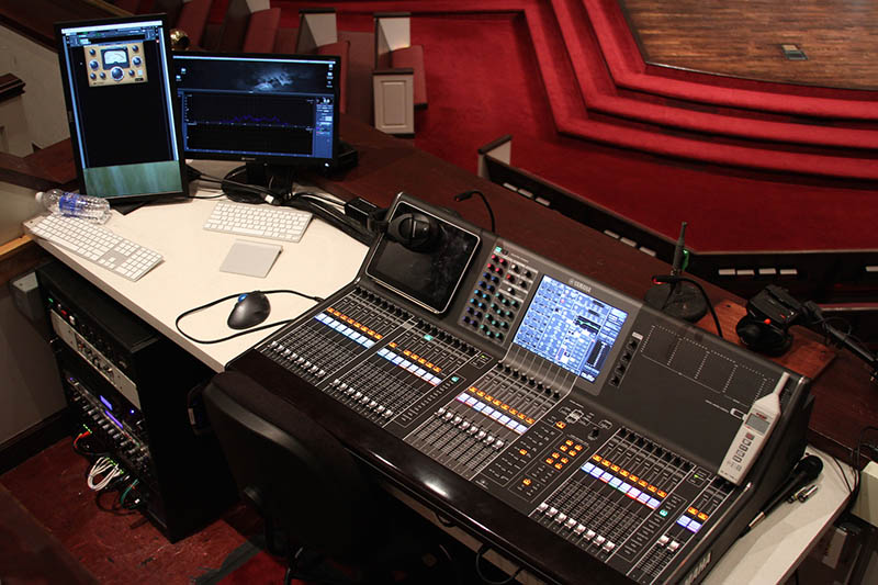Reach Communications provided Nexo and Yamaha Gear for Christ Presbyterian Church in Edina, MN