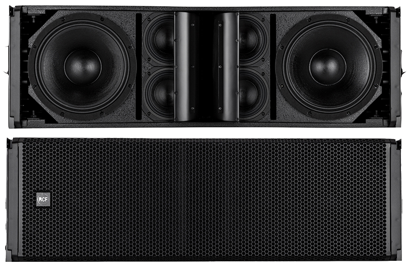 RCF to Debut HDL50-A Line Array at NAMM Event « FOH | Front of House