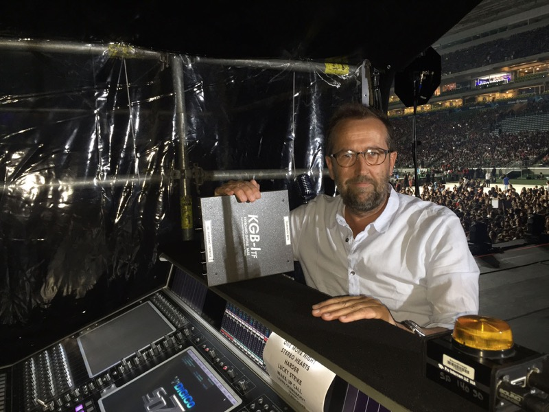 Maroon 5 FOH Engineer Jim Ebdon's New Setup Includes Gear from A