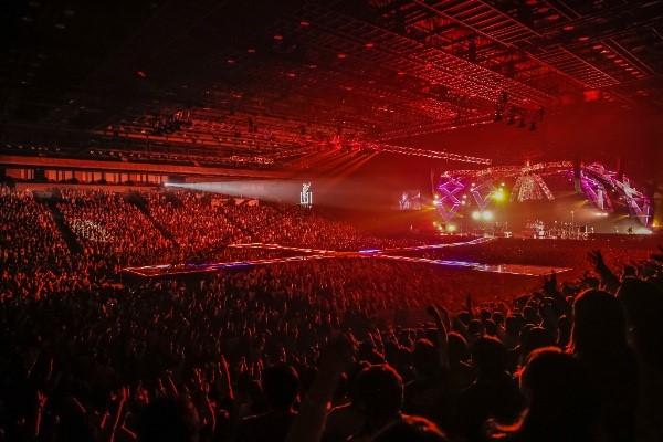 Hibino Sound Takes Coda Audio Airay Into Saitama Super Arena