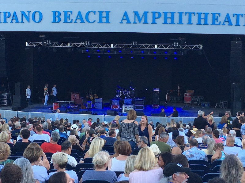 Sound Media Turns To Powersoft To Power 70s Rock Concert At