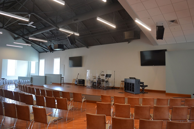 Historic Church in Wethersfield, CT Turns to Bose System for