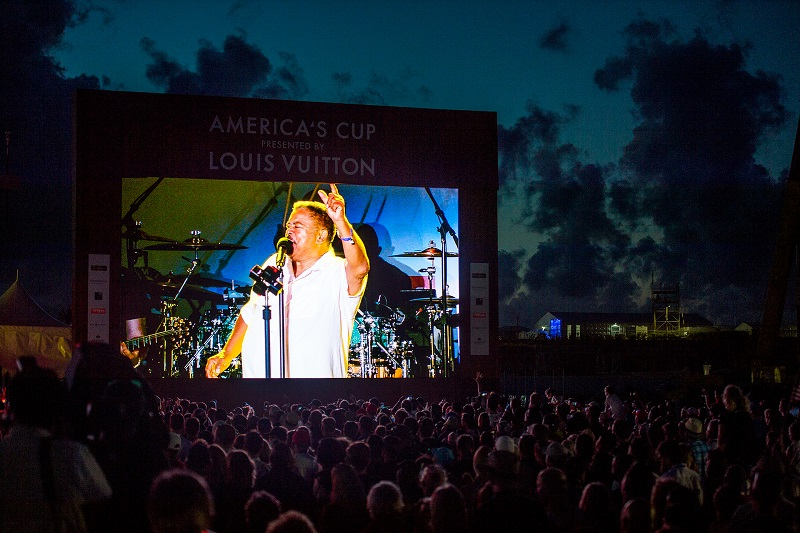 OSA Supports the 35th America's Cup as Official Audio