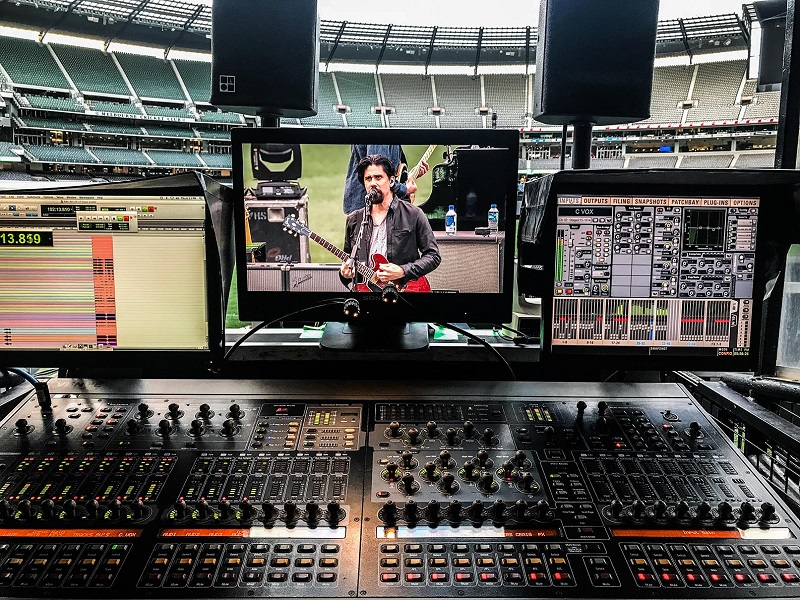AFL Grand Final 2017 with JPJ Audio « FOH   Front of House Magazine