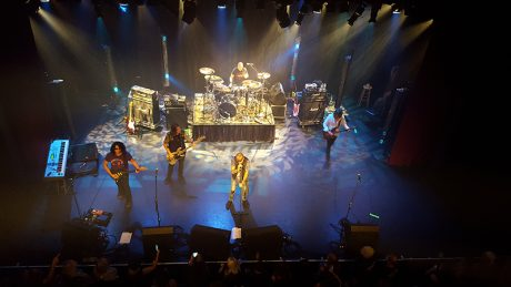 Jack Russell's Great White came to the Tampa area in late September to take their fans back to the rocking days of the 1980s.