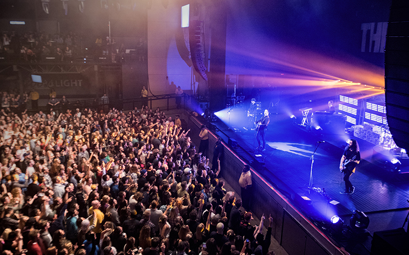 Third Eye Blind rocks the Stage AE in Pittsburgh