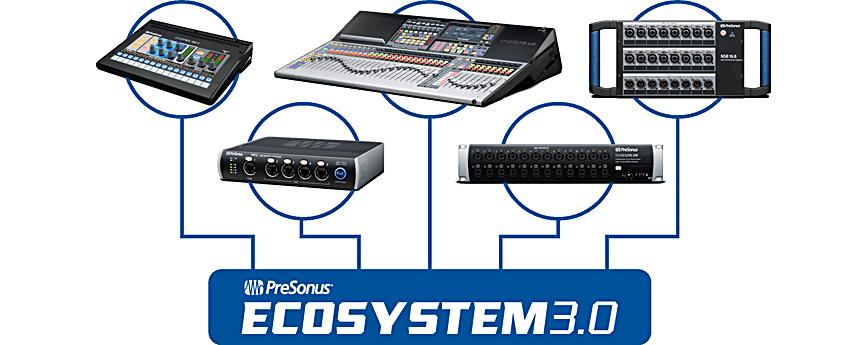 PreSonus Ecosystem 3.0