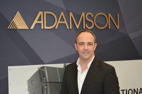 Lin Buck, Adamson Director of Sales - U.S.