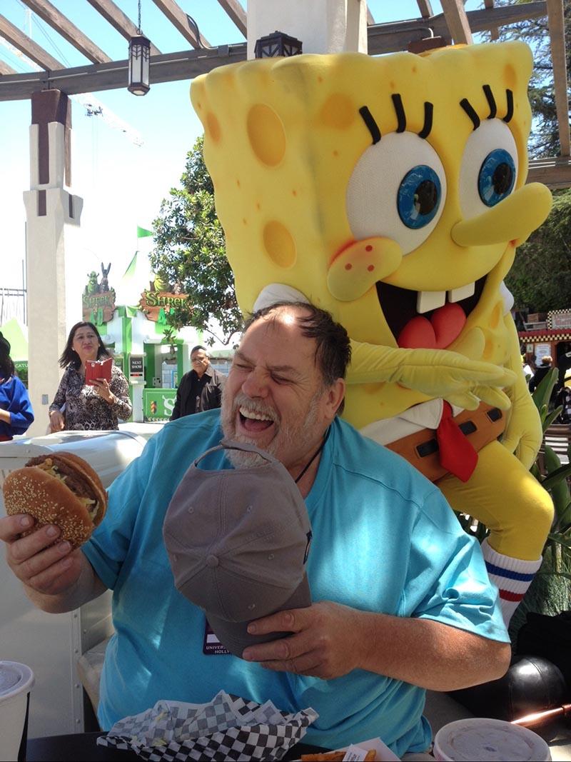 Boomer and SpongeBob, 2015