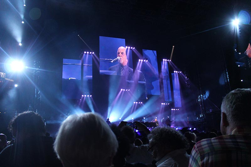 Billy Joel on tour