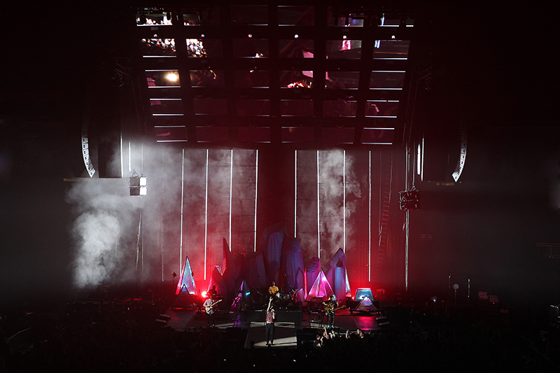 Imagine Dragons 'Evolve' World Tour, photo by Todd Kaplan