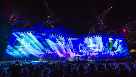 U2 tour photo by Steve Jennings
