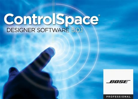 Bose Professional ControlSpace Designer software (CSD) version 5.0.1 is now available for download from PRO.BOSE.COM.