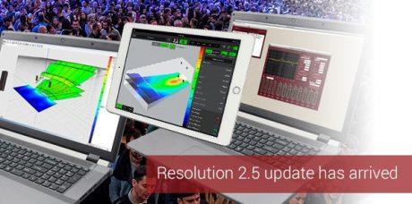 EAW Resolution 2.5