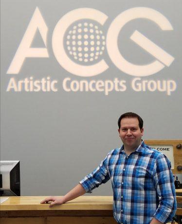 Brad Minardi, Business Development & Marketing Manager