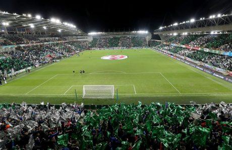 Northern Ireland National Stadium