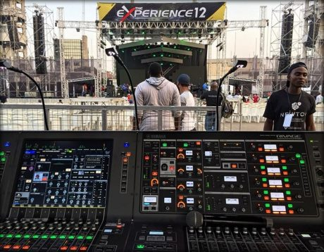 FOH position at 'The Experience'