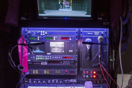 Riedel Intercom System Shines for 'Singin' in the Rain' at the Grand Palais