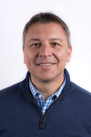 L-Acoustics Regional Sales Manager Franck Fabry