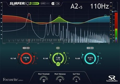 Surfer EQ 2 Boogie plug-in
