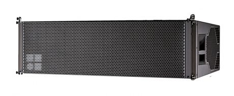 d&b audiotechnik's new GSL line array comes in 80- and 120-degree dispersion versions.