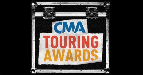 CMA Touring Awards logo