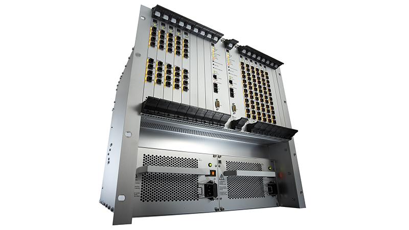 Lawo Nova73 router/ mix engine