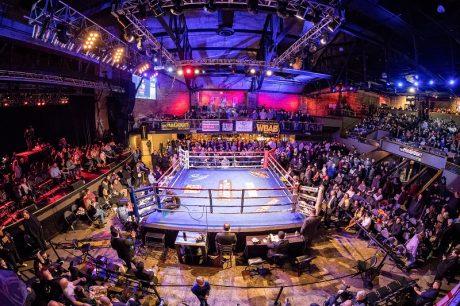 ") DiGiCo_Paramount_4.jpg – Star Boxing's ""Rockin' Fights 29"" at The Paramount on January 26"