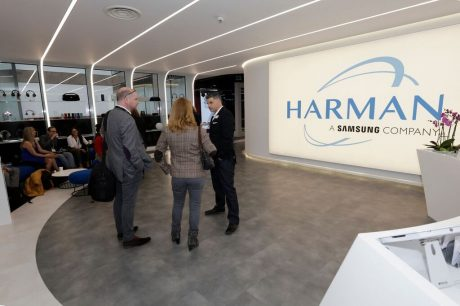 HARMAN Experience Center - London grand opening