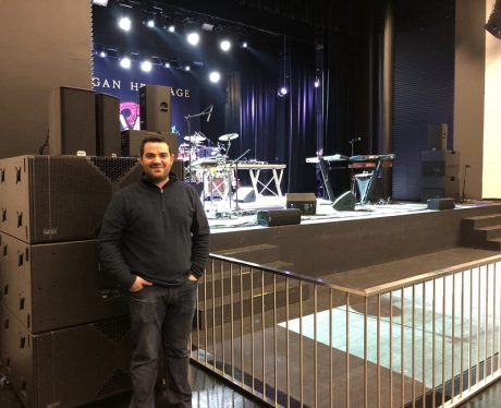 Marco Esteves of Audiomatrix