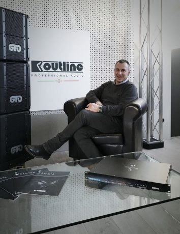 Leonardo Dani - Outline's Deputy General Manager Of Sales