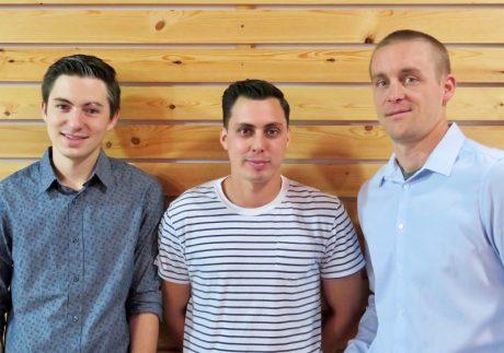 Stephen Remich, Alex Saededdin, and Jeff Sullivan
