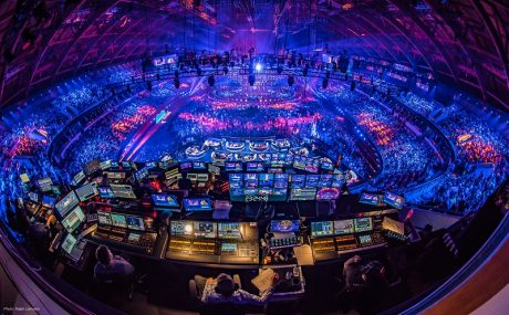 Riedel Provided Immense Signal and Comms Infrastructure for European Song Contest for the 13th year in a row