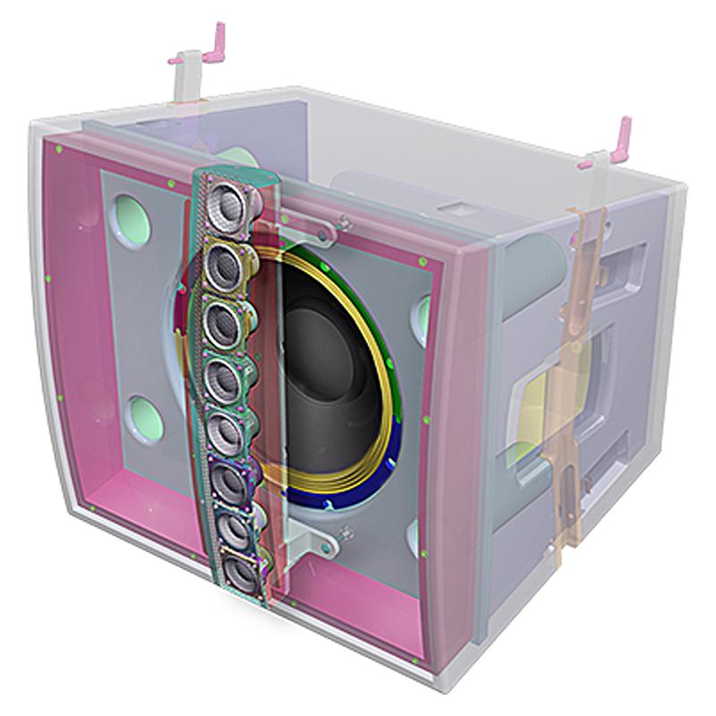 PreSonus CDL Series Powered Speakers: Point-Source or Line