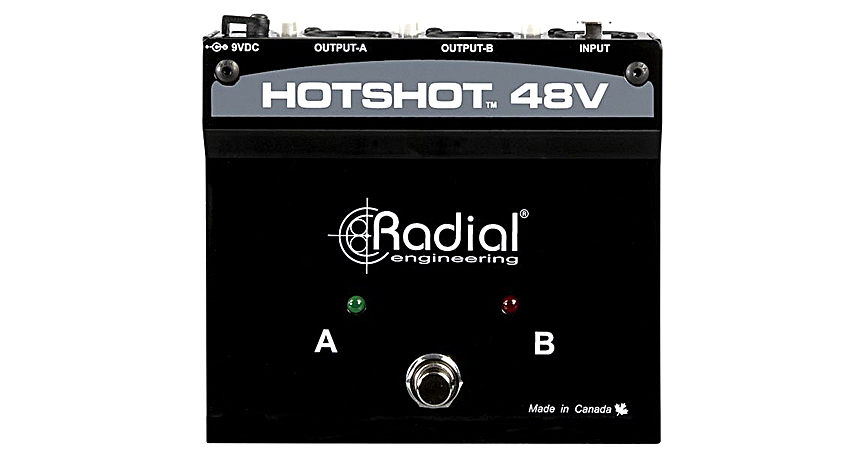 Radial HotShot 48V