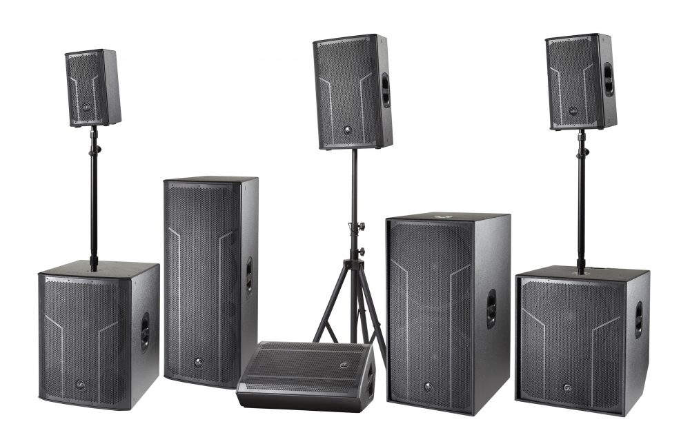 DAS Audio ACTION 500 series loudspeakers