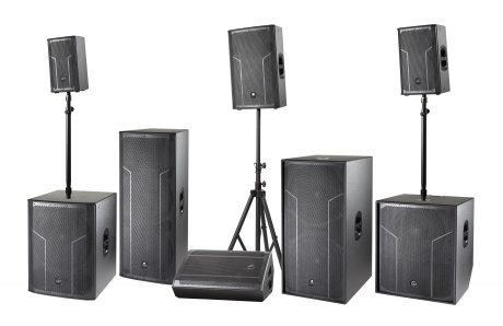 DAS Audio ACTION 500 series loudspeakers