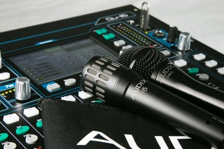 Mic presets for Qu Series
