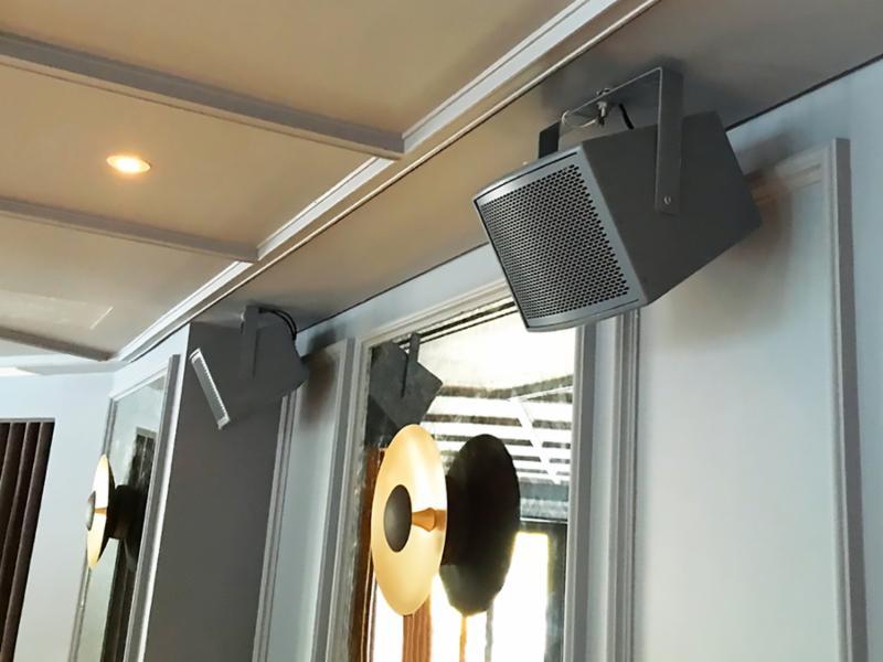 Fulcrum Acoustic Prophile P 8 Coaxial Loudspeakers